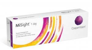 MiSight for myopia control in Kitchener and waterloo